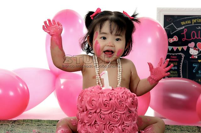 melhores fotos smash the cake