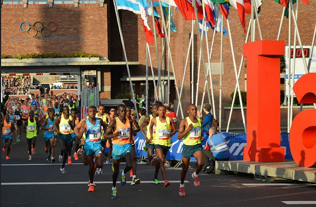 Maratona de Amsterdã