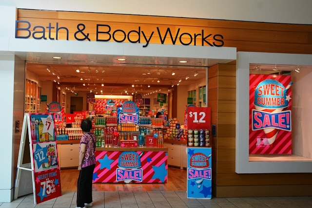 Northgate Mall Seattle Bath Body Works