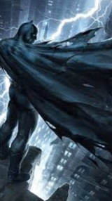 Gambar Batman keren