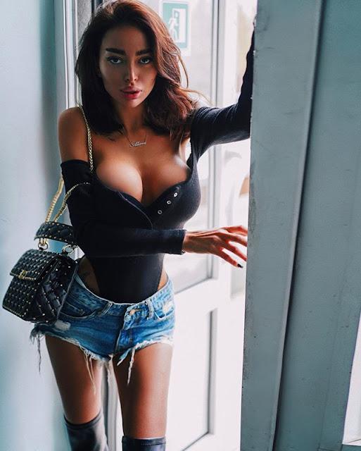 Alena Omovych Photos