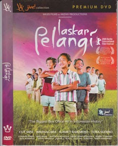 essay novel laskar pelangi