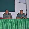 Sub Panda Bone Berangkatkan  150 Orang Casis Cata PK  TNI AD Gel I TA 2019