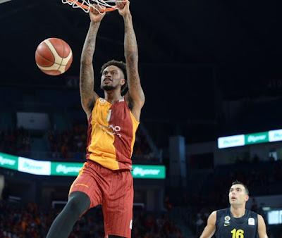 Greg Whittington   Galatasaray Doga Sigorta - Fenerbahçe Beko