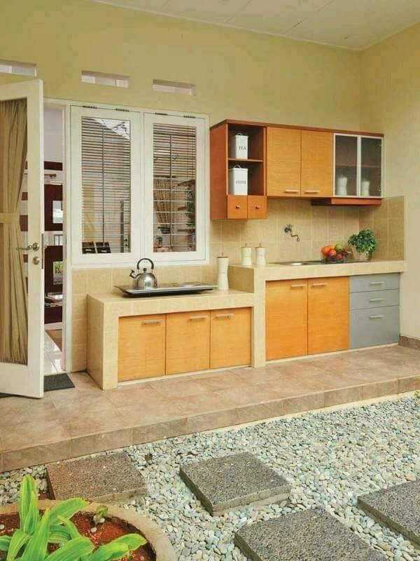 Desain Dapur Minimalis Sederhana 011