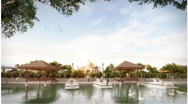 tiện ích tại siêu dự án Sunshine Heritage Resort Phúc Thọ Hà Nội