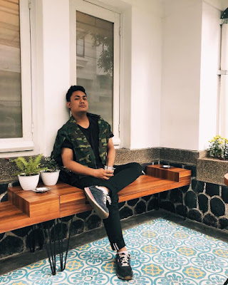 "Terinspirasi dari 'thread' di Twitter, Bayu Febrian Menetas Karya ""Ruang Untuk Berduka"""