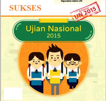 Soal 4 Mapel Siap UN SMP 2016/2017 dan Kunci Jawaban