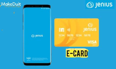 Cara Menggunakan dan Setting e-Card Jenius BTPN