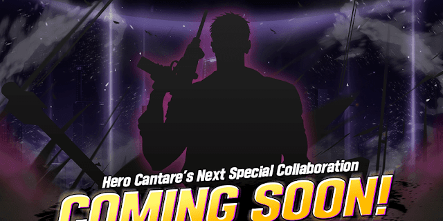 Hero Cantare Special Collaboration Announced