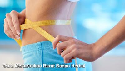 Cara Menurunkan Berat Badan Herbal