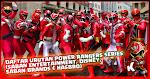 Daftar Urutan Power Rangers Series (Saban Entertainment, Disney, Saban Brands & Hasbro)