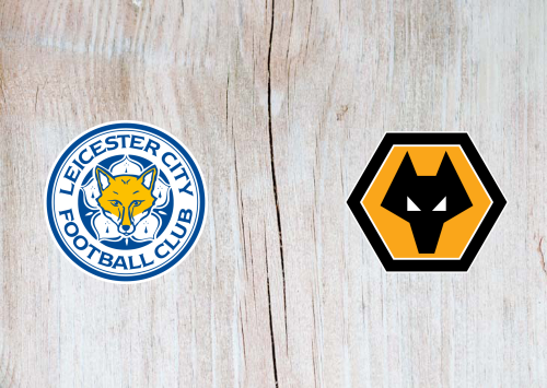 Leicester City vs Wolverhampton Wanderers -Highlights 11 August 2019