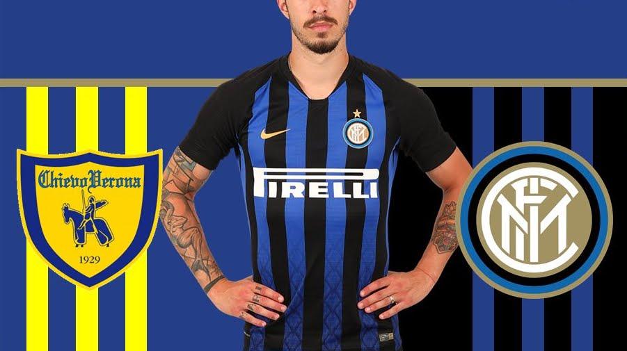 Vedere Chievo Inter Streaming Rojadirecta e Diretta tv.
