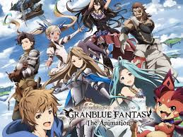Thế Giới Bầu Trời 2  Granblue Fantasy The Animation Ss2