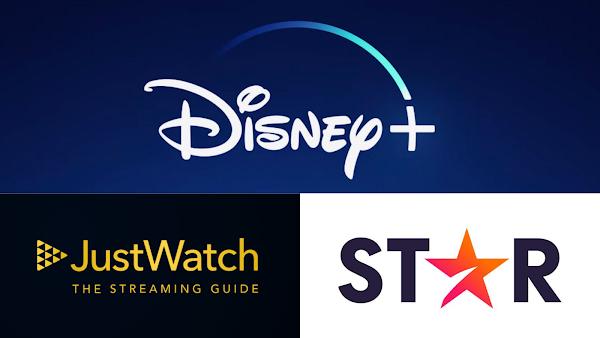 10 melhores filmes e séries da Disney + desde do lançamento do Star segundo JustWatch