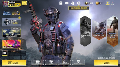Call Of Duty Mobile released