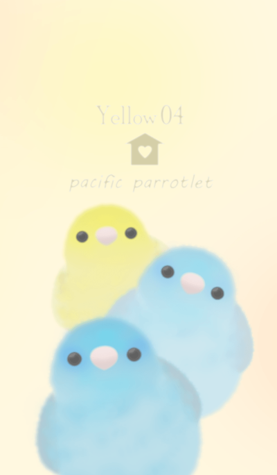 pacific parrotlet /Yellow04