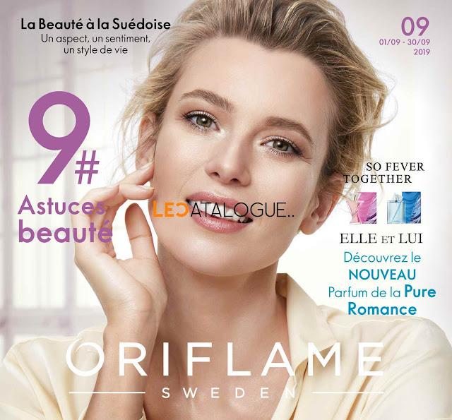 catalogue oriflame maroc septembre 09 - 2019