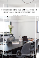 top interview tips to have a successful interview