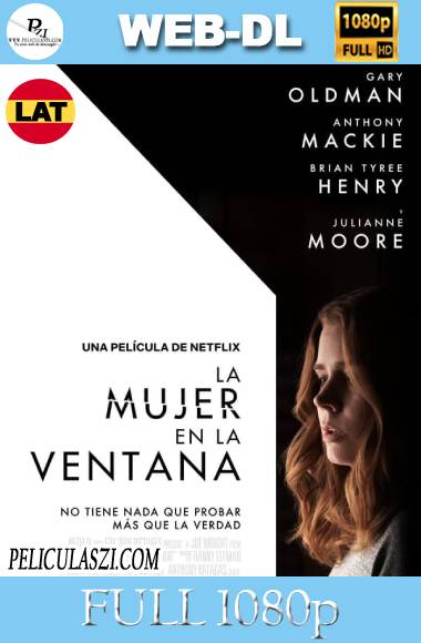 The Woman in the Window (2021) Full HD NF WEB-DL 1080p Dual-Latino VIP