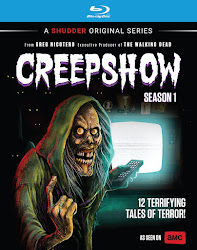 CREEPSHOW SEASON 1 Blu-ray