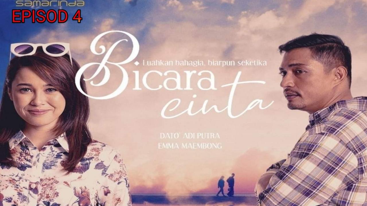 Tonton Drama Bicara Cinta Episod 4 (TV3)