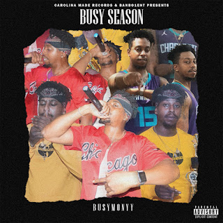 New Music: BusyMonyy - Get In My Zone Produced By ShaneHush