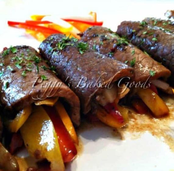 BEEF ROLL UPS #dinner #meals