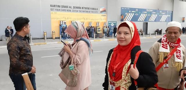 istanbul grand airport bandara baru turki yang mewah dan memesona nurul sufitri travel lifestyle blogger review wisata city tour