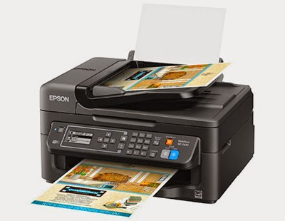epson wf-2630 driver download