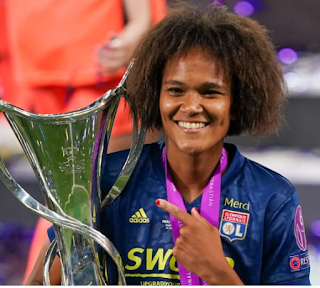 Frenchwoman Wendie Renard has been nominated for The Best FIFA Women's Player 2020 award