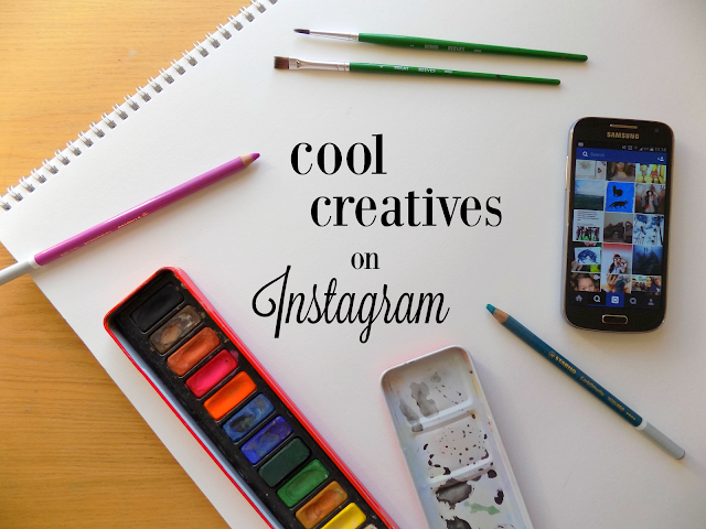 Cool creatives, artists & illustrators on Instagram