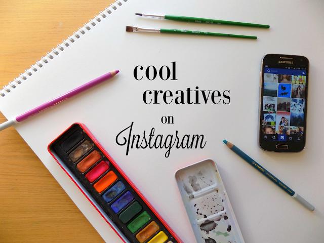 Cool creatives, artists & illustrators on Instagram