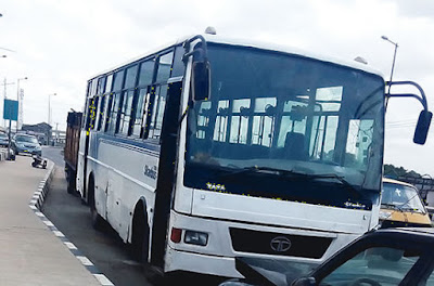 VERYTRAGIC! GUNMEN SLAUGHTER A PASSENGER AFTER ATTACKING A COMMERCIAL BUS... SEE THE DETAILS HERE