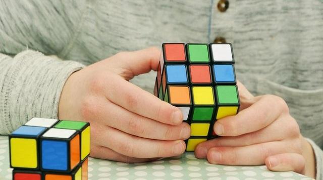 Cara Main Rubik Untuk Pemula