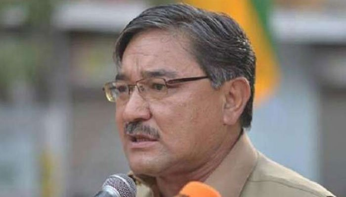 Abdul Khaliq Hazara being treated at Karachi medical clinic: Balochistan govt