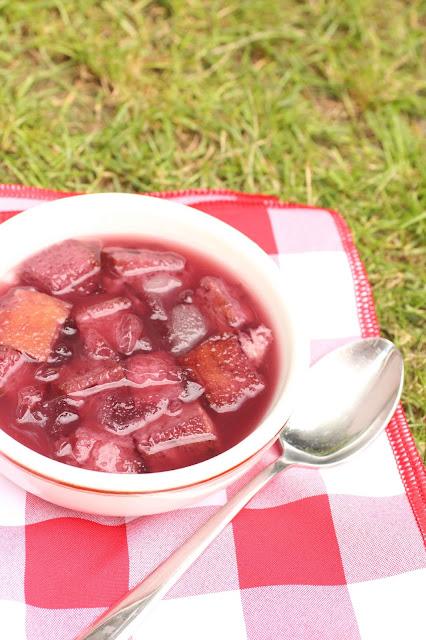 soupe de vin Bretagne