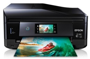 Epson XP-820 Driver Windows, Mac Download