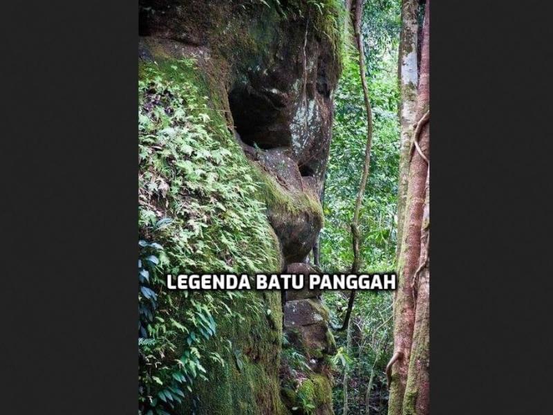 Legenda Batu Panggah