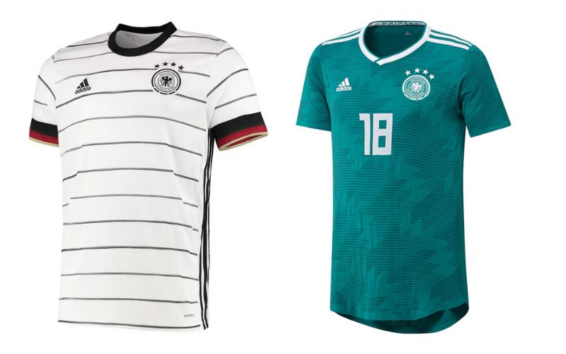 Camisas Seleção Alemã