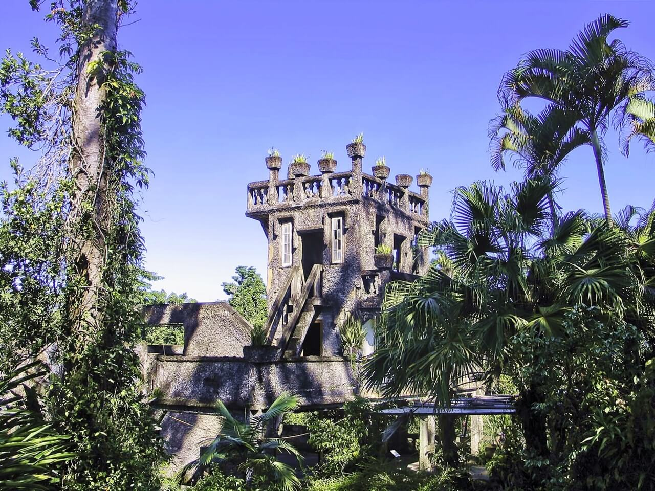 凱恩斯-景點-推薦-帕羅尼拉公園-旅遊-自由行-澳洲-Cairns-Tourist-Attraction-Paronella-Park-Travel-Australia