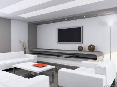 Desain Ruang Tamu Minimalis Modern Terbaru