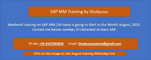 MM Training by Studyuuu