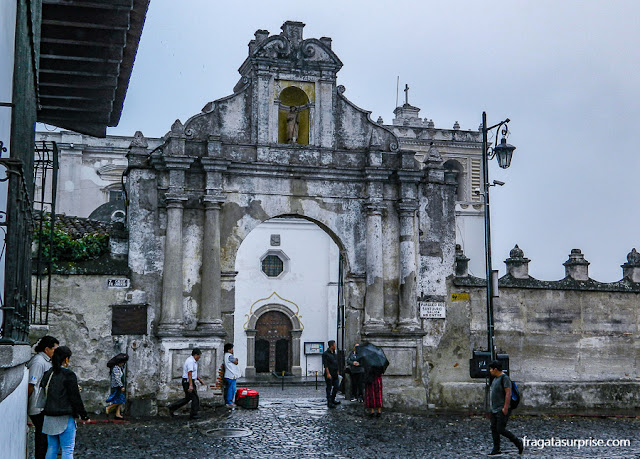 Igreja de São Francisco de Antigua Guatemala