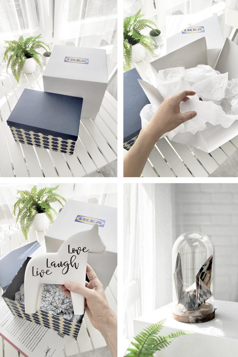 Decoración Otoñal en tonos neutros (IKEA) / Autumn decor in neutral tones
