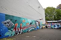 Street Art in Wolloomooloo