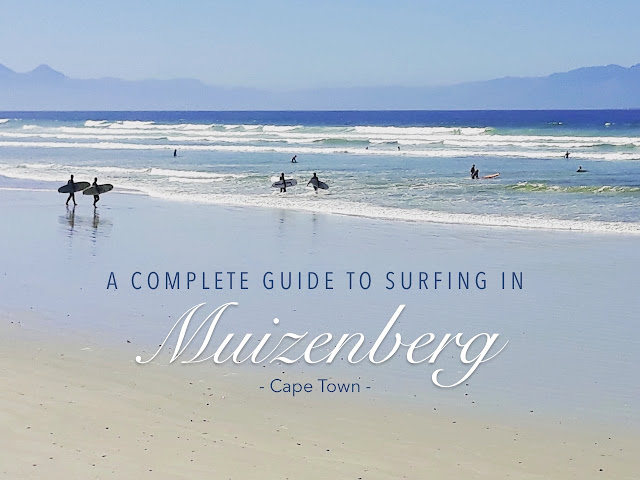 A complete guide to surfing in Muizenberg, Cape Town