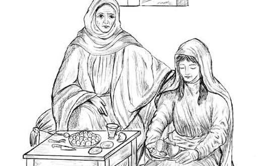 الحماة والكنة في الإسلام