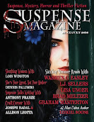 Guest on Suspense Magazine Radio